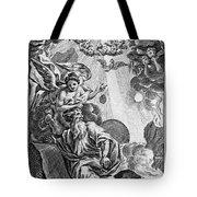 Bible History, 1752 Tote Bag