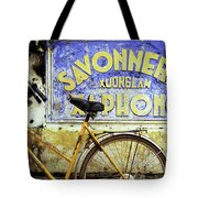 Bicycle 01 Tote Bag