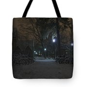 Bicycle Barnyard Tote Bag