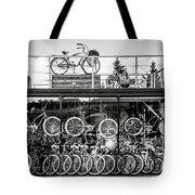Bicycle Heaven Tote Bag
