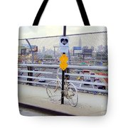 Bicycle Memorial Tote Bag