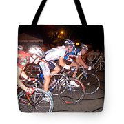 Bicycle Race By Jan Marvin Tote Bag