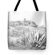 Bidwell Park Cactus Tote Bag