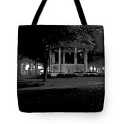 Bienville Square Grandstand Posterized Tote Bag
