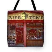 Bier Tempel Tote Bag