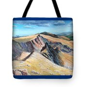 Bierstadt Saddle Tote Bag