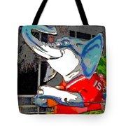 Big Al - Bama's Mascot Tote Bag
