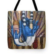Big Alice Little Door Tote Bag