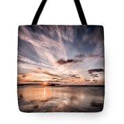 Atlantic Sky Tote Bag