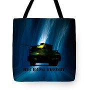 Big Bang Theory Tote Bag by Bob Orsillo