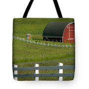 Big Barn Little Companion  Tote Bag