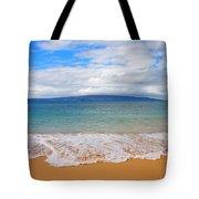 Big Beach Maui Tote Bag