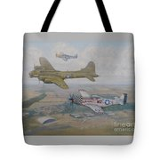 Big Beautiful Doll's Farewell  Tote Bag