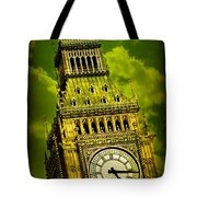 Big Ben 14 Tote Bag