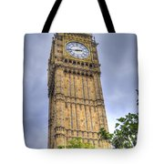 Big Ben - Elizabeth Tower Tote Bag