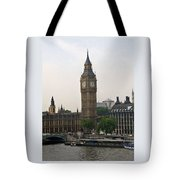Big Ben From The Eye Tote Bag
