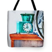 Big Ben Moon Beam Tote Bag by Bob Orsillo