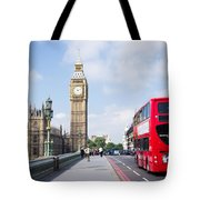 Big Ben Tote Bag by Trevor Wintle