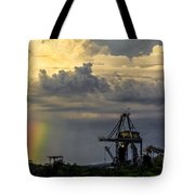 Big Bend Rainbow Tote Bag by Marvin Spates
