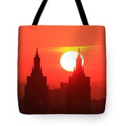 Big Bright Sun Tote Bag