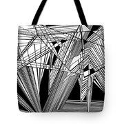 Big Bunk Theory Tote Bag