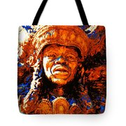 Big Chief Tootie Tote Bag