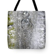 Big Chill Water Angel Tote Bag