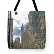Big City Streets Tote Bag