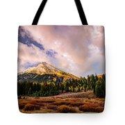 Big Cottonwood Canyon Tote Bag