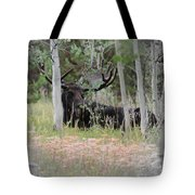 Big Daddy The Moose 1 Tote Bag