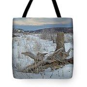 Big Delta Riverbed Tote Bag