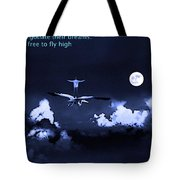 Big Dreams Tote Bag by Manjot Singh Sachdeva