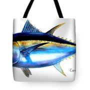 Big Eye Tuna Tote Bag