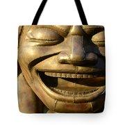 Big Face Climber Tote Bag