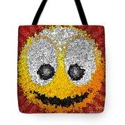Big Happy Smile Tote Bag