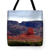 Big Horn Mountains Tote Bag