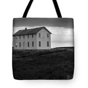 Big House In A Storm Tote Bag