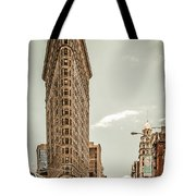 Big In The Big Apple Tote Bag by Hannes Cmarits