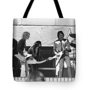 Big Jam At Day On The Green 1976 Tote Bag