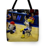 Big Jay And Baby Jay Tote Bag