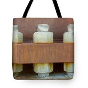 Big Nuts And Bolts Tote Bag
