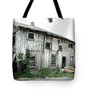 Big Old Barn - Rustic - Agricultural Buildings Tote Bag by Gary Heller
