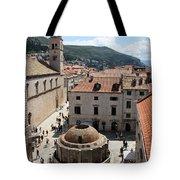 Big Onofrio's Fountain Tote Bag