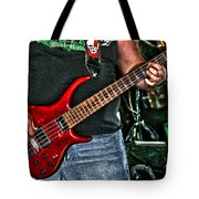 Big Red Tobias Tote Bag