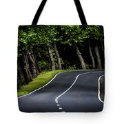 Big  Road Tote Bag