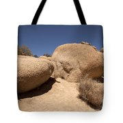 Big Rock Tote Bag