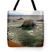 Big Rock Beach Tote Bag