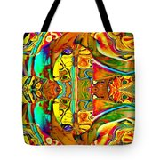 Big Rock Candy Mountain Tote Bag
