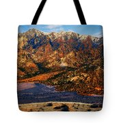 Big Rock Mountain Tote Bag