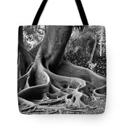 Big Roots Tote Bag
